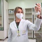 Olhos para o futuro da profissão dão o propósito à formação em Farmácia na Unesc