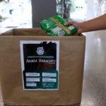 Estudantes da Unesc mobilizados para arrecadar alimentos em prol de aldeia indígena