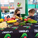 Unesc dá dicas de alimentação saudável em Araranguá