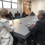Unesc recebe a visita do deputado estadual padre Pedro Baldissera