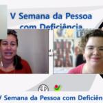 Unesc dialoga sobre garantia de direitos na pandemia para pessoas com deficiência
