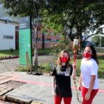 Colégio Unesc em clima de Jogos Escolares