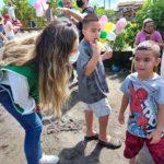 Trilho da Saúde da Unesc faz o Dia das Crianças mais feliz